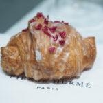 パリのピエールエルメボナパルト店クロワッサンイスパハン