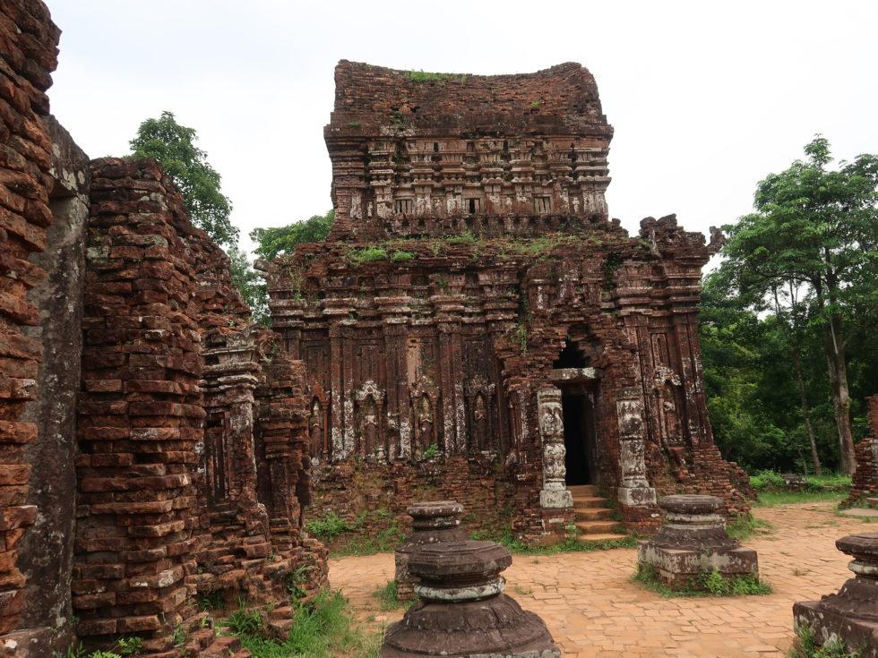 ベトナムの世界遺産ミーソン聖域