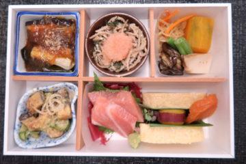 JAL国際線ビジネスクラス機内食