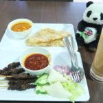 KLIAサテライトのマレーシアンレシピカフェで食べた夕食