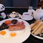 グレートノーザンホテル,トリビュートポートフォリオホテル,ロンドンの朝ごはん