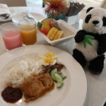 ウェスティンクアラルンプールのエグゼクティブクラブラウンジで食べた朝ごはん