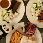 ウェスティンクアラルンプールで食べたルームサービス