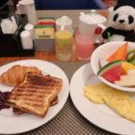 ウェスティンクアラルンプールで食べた朝食