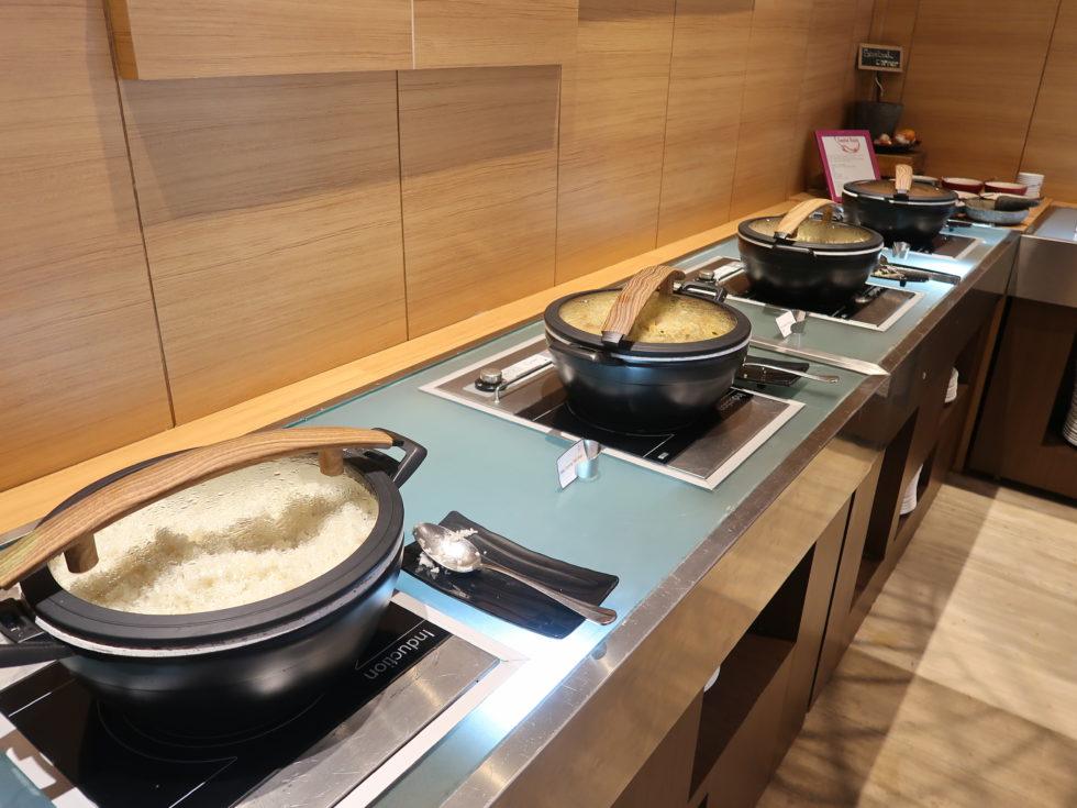 ザストーンズホテルレギャンバリオートグラフコレクション朝食ビュッフェのごはんなど