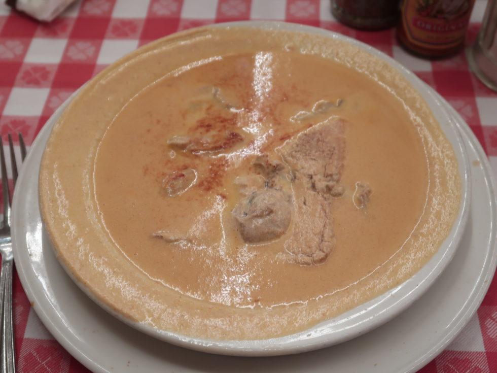 ニューヨークのグランドセントラルオイスターバーで食べたパンローストオイスター