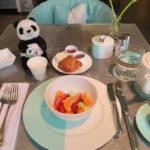 ティファニー本店のブルーボックスカフェで朝食