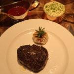 ニューヨークのステーキ屋さんストリップハウスミッドタウンで食べたフィレステーキ