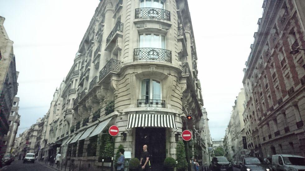 パリのドカンズトリビュートポートフォリオホテルの外観