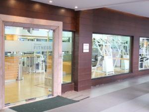 バンコクにあるロイヤルオーキッドシェラトンホテル&タワーズのフィットネスジム
