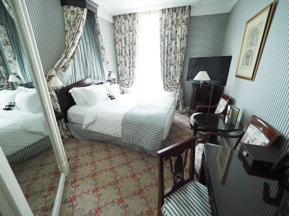 パリのドカンズトリビュートポートフォリオホテルの客室