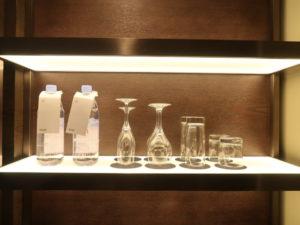 シェラトングランドシドニーハイドパークのグラス