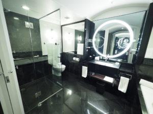 シェラトングランドシドニーハイドパークのバスルーム